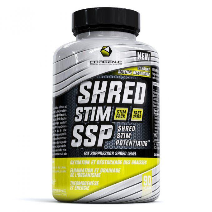 Bruleur de graisses SHRED STIM