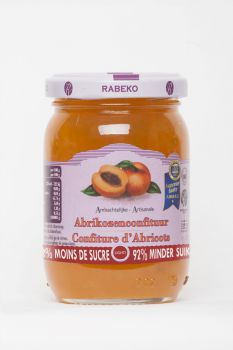 Confiture abricots extra-light