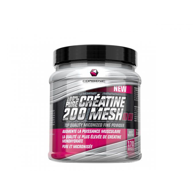 CREATINE 100% PURE (170 doses)