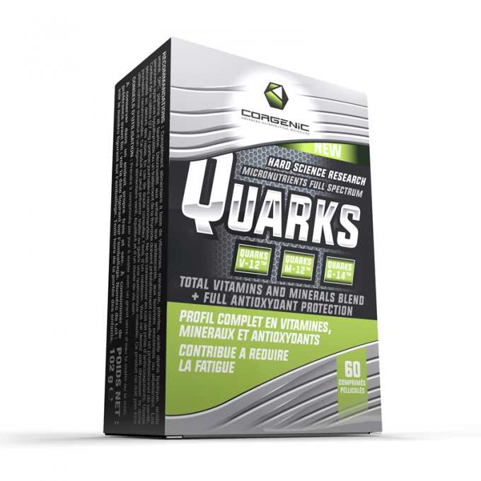 Multivitamines QUARKS 60 comprimés