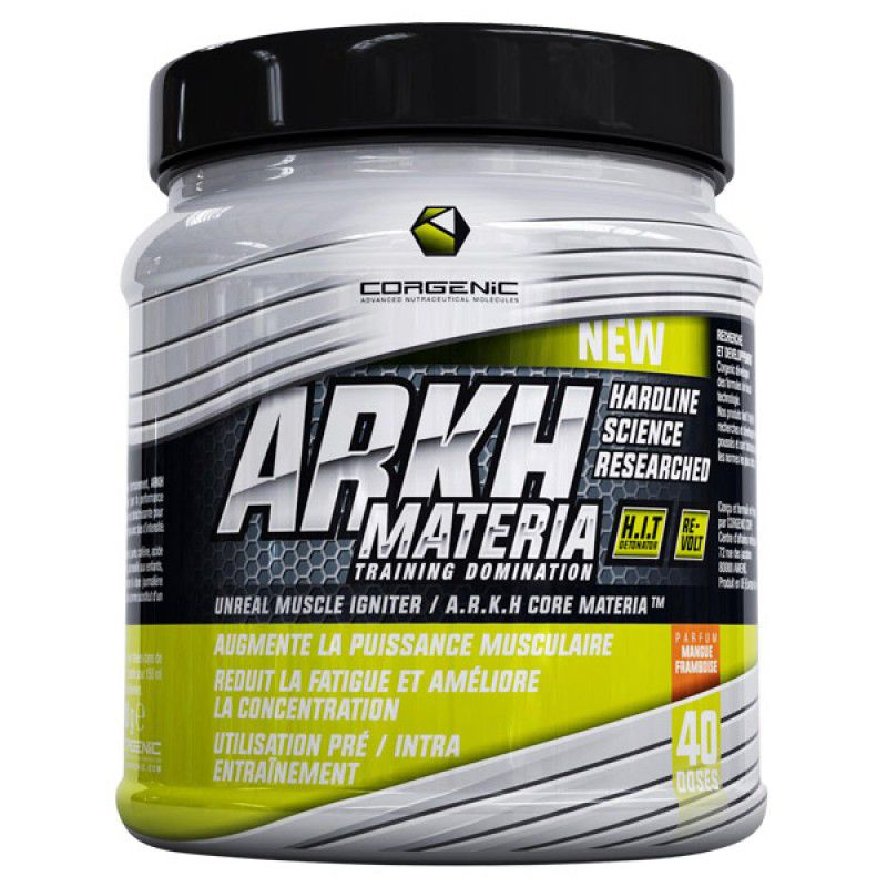 Preworkout ARKH 40 doses